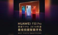 HUAWEI P30 Pro برنده جایزه جهانی TIPA سال ۲۰۱۹ شد