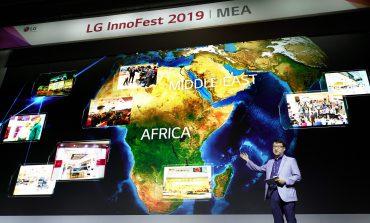 لوازمخانگی پریمیوم الجی همه تماشاچیان نمایشگاه InnoFest 2019 خاورمیانه را تحت تاثیر قرار خواهد داد