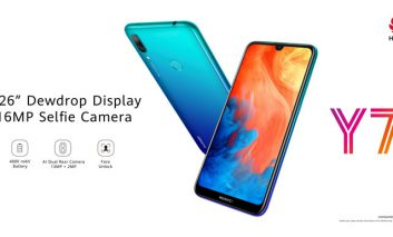 HUAWEI Y7 Prime 2019 گوشی جوان پسند و مقرون به صرفه هوآوی