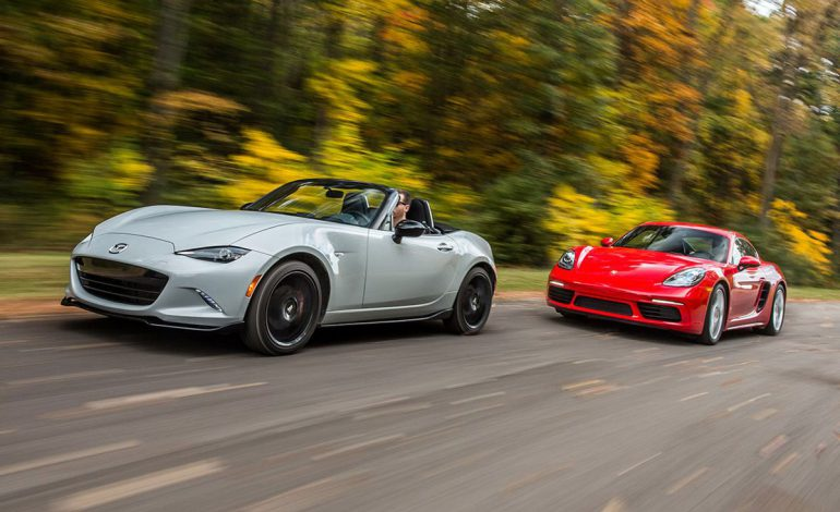 با بهترین خودروهای اسپورت سبک وزن در سال ۲۰۱۹ آشنا شوید! (قسمت اول)
