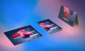 HUAWEI Mate X سریعترین گوشی تاشوی ۵G جهان