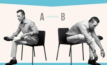 ورزش میتواند عوارض منفی نشستن را از بین ببرد