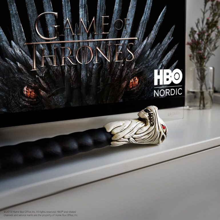 صحنههای تاریک نبردهای بازی تاج و تخت در تلویزیون الجی OLED E8 تماشاییاند!