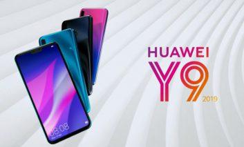 ۵ دلیل برای خرید گوشی Huawei Y9 ۲۰۱۹