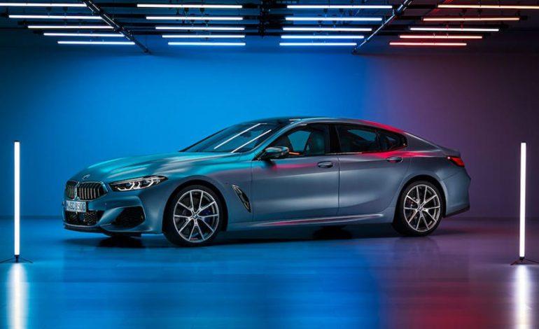 سری ۸ گرن کوپهی BMW از راه رسید!