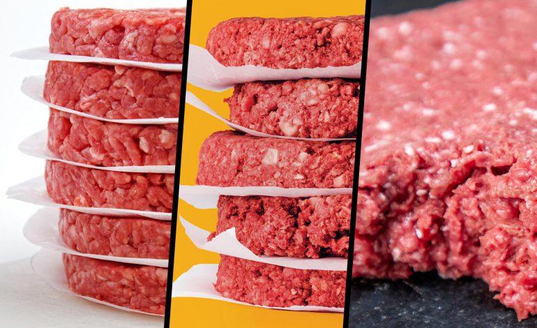 همبرگر گیاهی، بسیار شبیه به همبرگرهای معمولی