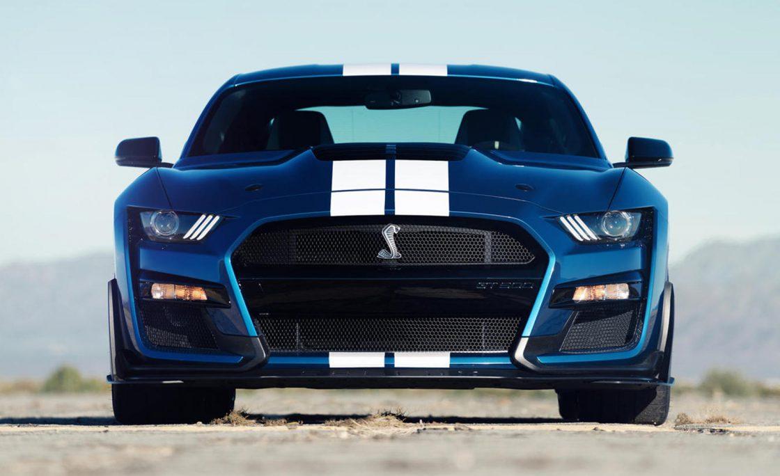 فورد موستانگ شلبی GT500: هیولای ۷۶۰ اسب بخاری!