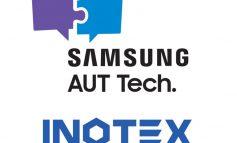 حضور مرکز فناوری سامسونگ-امیرکبیر در اینوتکس ۲۰۱۹