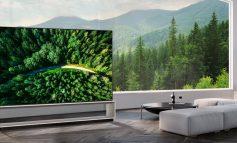 آغاز فروش اولین تلویزیون ۸K OLED دنیا توسط الجی