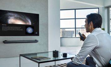 تلویزیونهای مجهز به هوش مصنوعی ۲۰۱۹ الجی از دستیار صوتی الکسا پشتیبانی خواهند کرد