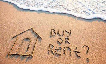 خرید خانه در مقابل اجاره خانه یا اجاره آپارتمان