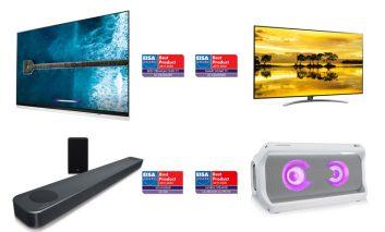 جدیدترین تلویزیونها و دستگاههای صوتی الجی مبتنی بر هوش مصنوعی