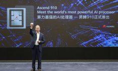 هوآوی قدرتمندترین پردازنده هوش مصنوعی دنیا را معرفی کرد