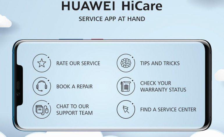 اپلیکیشن HiCare؛دسترسی به خدمات پس از فروش گوشیهای هوشمند هوآوی