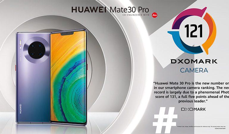 DxOMark تأیید کرد؛ HUAWEI Mate 30 Pro بهترین دوربین موبایل را دارد