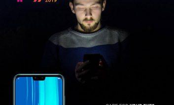 گوشیهای هوآوی چگونه به سلامت چشمان شما کمک میکنند