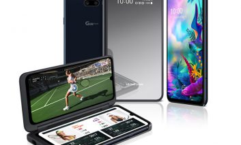 معرفی ال جی G8X ThinQ و Dual Screen جدید ال جی