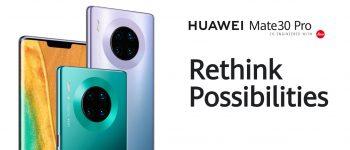 هوآوی با گوشیهای خلاقانه سری Huawei Mate 30 معنایی دوباره به گوشیهای هوشمند میبخشد