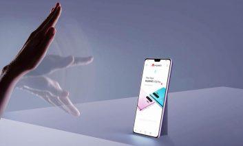تجربه تعامل بدون لمس با گوشی در سری Huawei Mate 30