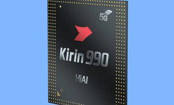 چیپست Huawei Kirin 990 5G در آزمون هوش مصنوعی رقبا را پشت سر گذاشت