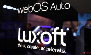 رونمایی سیستم سرگرمی- اطلاعرسانی الجی مجهز به سیستمعامل WEBOS AUTO در نمایشگاه اتومبیل IAA 2019