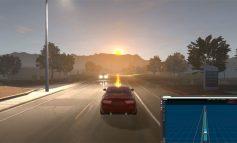 همکاری الجی الکترونیکس و Unity Technologies برای شبیهسازی اتومبیلهای خودران