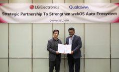 همکاری LG و Qualcomm برای پیشبرد تجربه درون-خودرویی