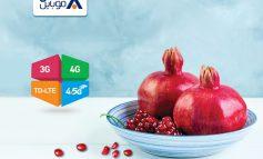 هدایای ویژه مشترکین سیم کارت های شاتل موبایل در شب یلدا