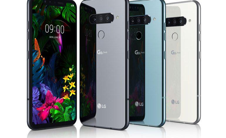 LG G8S، اسمارتفونی جذاب موجود در بازار ایران