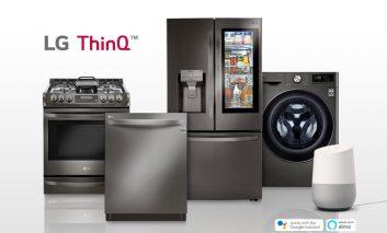 توسعه و سادهسازی مدیریت خانه هوشمند با تکامل اپلیکیشن LG THINQ برای زندگی بهتر