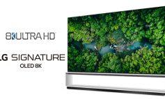 تلویزیونهای الجی، اولین دریافتکننده عنوان رسمی 8K ULTRA HD در صنعت نمایشگرها