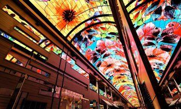 سامسونگ جایزه برترین پروژه LED فضای داخلی را دریافت کرد