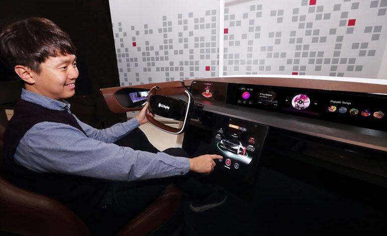 LG Display در CES2020 از جدیدترین و پیشرفتهترین نمایشگرهای ویژه هواپیما، اتومبیل و غیره رونمایی کرد