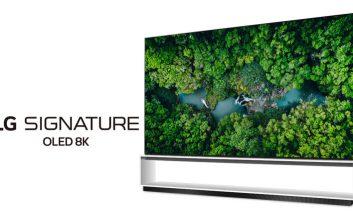 رونمایی از تلویزیونهای Real 8K الجی مجهز به نسل جدید پردازنده هوش مصنوعی در CES 2020