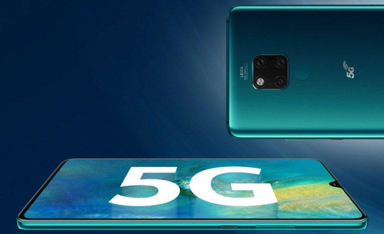 هوآوی در صدر پرفروشترینهای بازار گوشیهای هوشمند ۵G؛ پیشتاز در فناوری نوین