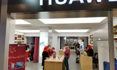 انجام تمهیدات ویژه بهداشتی در فروشگاههای منتخب هوآوی برای مقابله با ویروس کرونا