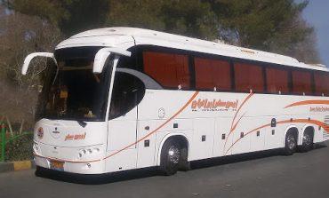 خرید اینترنتی بلیط اتوبوس VIP برای سفرهای نوروزی