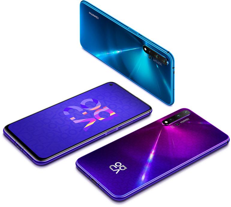 ویژگیهای کلیدی گوشی Huawei nova 5T؛ مدرن با مناسبترین قیمت