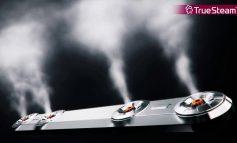 زندگی بهداشتیتر با تکنولوژی بخار