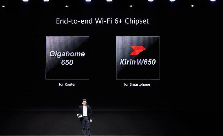 رونمایی هوآوی از اولین تراشههای +Wi-Fi 6 جهان ویژه گوشیهای هوشمند و روترهای وایفای خانگی