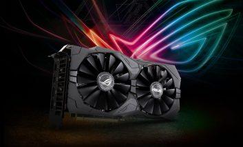 سری جدید کارت گرافیک هایGeForce GTX1650ایسوس با4گیگابایت حافظهGDDR6