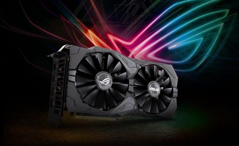 سری جدید کارت گرافیک هایGeForce GTX1650ایسوس با۴گیگابایت حافظهGDDR6