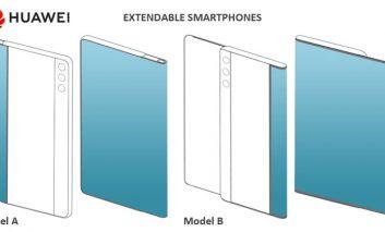 صفحهنمایشهایی با امکان تغییر مساحت؛ طرح جدید هوآوی برای گوشیهای انعطافپذیر