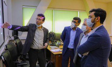بازدید وزیر ارتباطات و فناوری اطلاعات از بخشهای فنی و پشتیبانی ایرانسل
