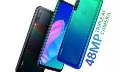 گوشی Huawei Y7p میان ردهای با دوربین سهگانه در راه بازار ایران