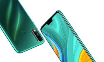 گوشی Huawei Y8s رونمایی شد؛ چهار دوربین در میانرده مدرن و چشمنواز