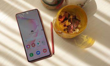 بررسی فوت و فن؛ Samsung Galaxy Note 10 Lite، برادر کوچکتر