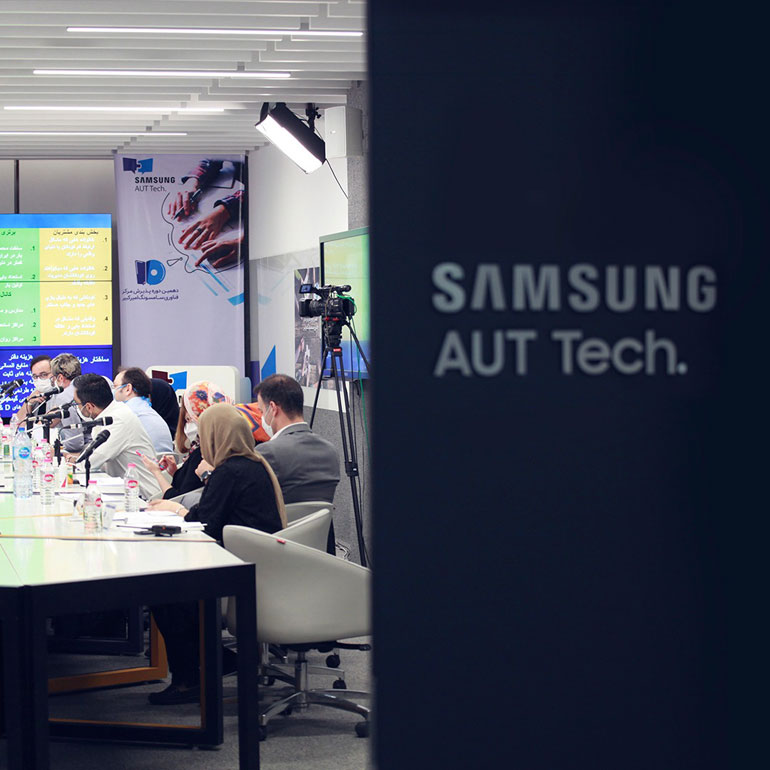 ۶ تیم برگزیده دهمین دوره شتابدهی مرکز فناوری سامسونگ-امیرکبیر معرفی شدند
