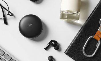 جدیدترین ایربادهای بیسیم الجی با قابلیت تمیزسازی خودکار ، ارائه صدایی فوقالعاده با همراهی MERIDIAN AUDIO