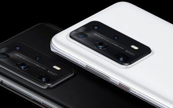 هوآوی گوشی +P40 Pro را در خارج از چین عرضه کرد؛ دوربینی که نظیر ندارد